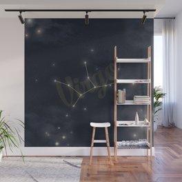 Virgo Constellation - Zodiac Wall Mural
