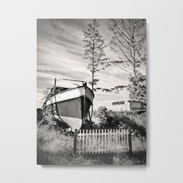 The Other American Dream Metal Print
