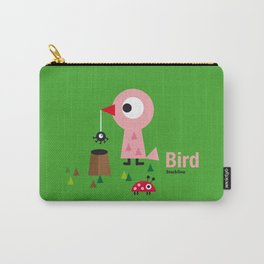 Mr. Bird Carry-All Pouch