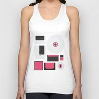 gamer Tank Tops featuring Gamer by Nicolas Beaujouan