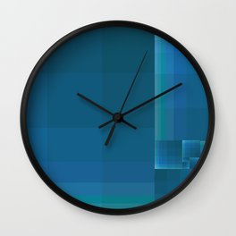 FiboFun Wall Clock