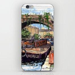 Castlefield Manchester iPhone Skin
