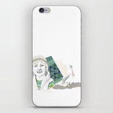 Child in Peru iPhone Skin
