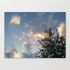 Ground to Sky Canvas Print