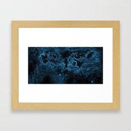 Colossal Waves Framed Art Print