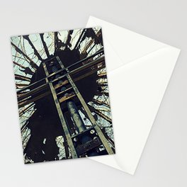 Hell House Cross Stationery Cards