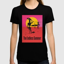 California Summer Surf from The Endless Waves T-shirt