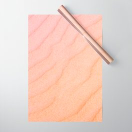 Sand Wave - Beautiful Ripple Wrapping Paper