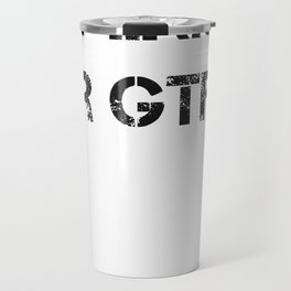 Feminism or GTFO Travel Mug