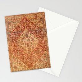 Sehna Saronim Kurdish Northwest Persian Rug Print Stationery Cards
