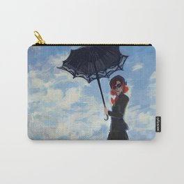 nanny with a parasol Carry-All Pouch