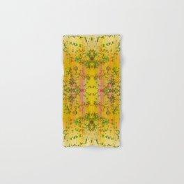 fresh stylized garden Hand & Bath Towel