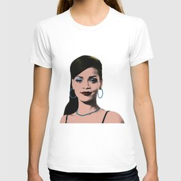 Rihanna Pop Art T-shirt