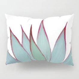 Elegant Agave Fringe Illustration Pillow Sham