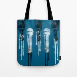 speak  Tote Bag