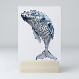WHALE, WHALE, WHALE Mini Art Print