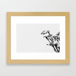 138 Framed Art Print