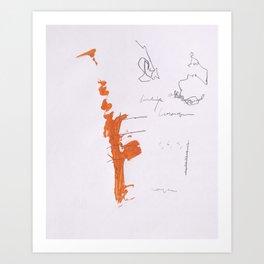 Dirty Lineage  Art Print