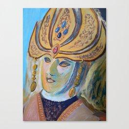 Venitian Mask II Canvas Print