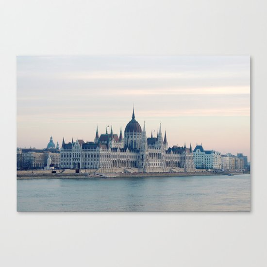 House of the Nation Canvas Print