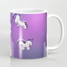 Space Unicorns Coffee Mug