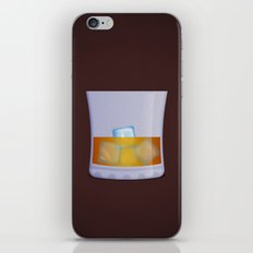 Whiskey iPhone & iPod Skin