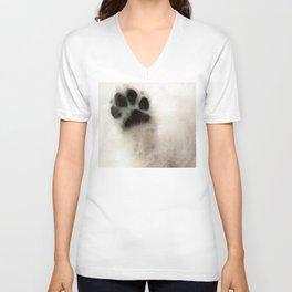 I Paw You - Dog Art By Sharon Cummings Unisex V-Neck