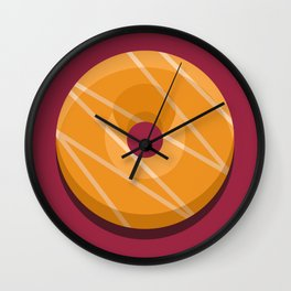 1DONUT - Carrot Wall Clock