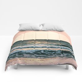 Summer Sunset Comforters