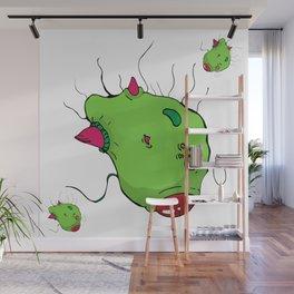 Lumpy Wall Mural