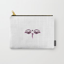Eyes of God of India_02 Carry-All Pouch