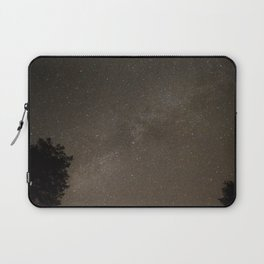 Star Dust under the Milky Way Laptop Sleeve