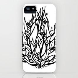 Planta Loca iPhone Case
