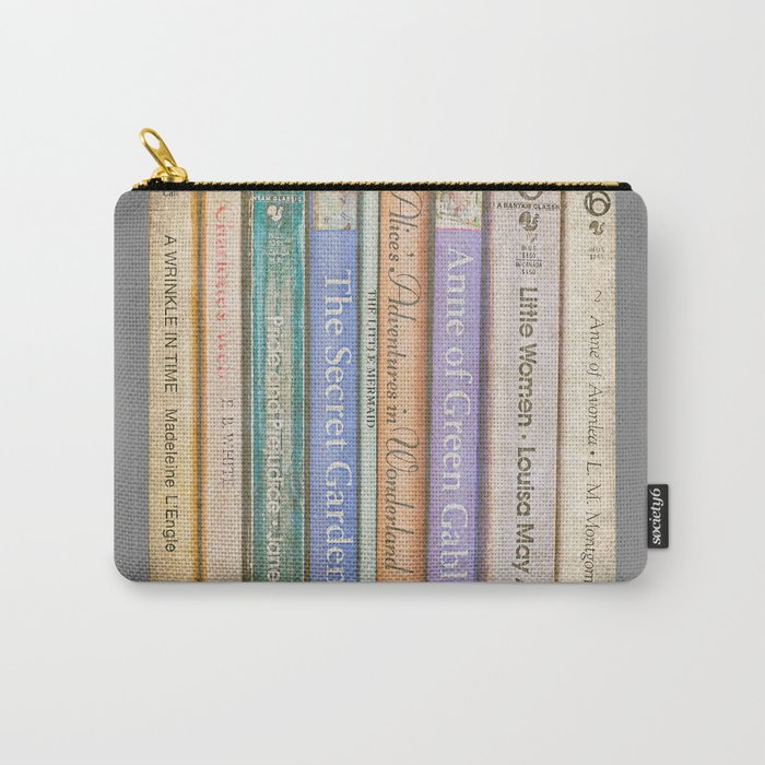 Storybook Carry-All Pouch