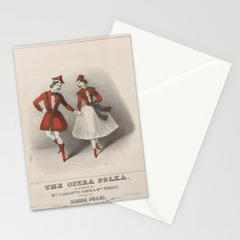 Grisi Carlotta  DThe opera polka as danced by Mlle Carlotta Grisi  Mons PerrotAdditional Polka Stationery Cards