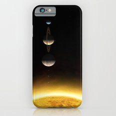 Solar System Society6 Planet Prints iPhone 6s Slim Case