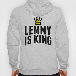 Lemmy crowned king Hoody