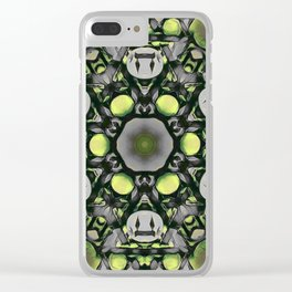 A very Chai Halloween Clear iPhone Case
