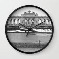 vienna Wall Clocks featuring Vienna duck by F130284