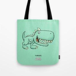 Tyrannotooth Tote Bag