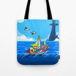 The Legend of Zelda: Wind Waker Advance Tote Bag
