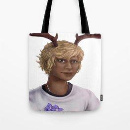 Kind deer Tote Bag