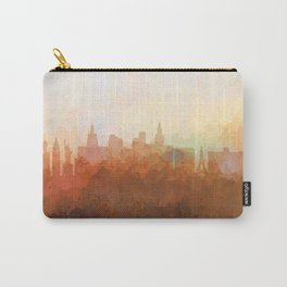 Las Vegas, Nevada Skyline - In the Clouds Carry-All Pouch