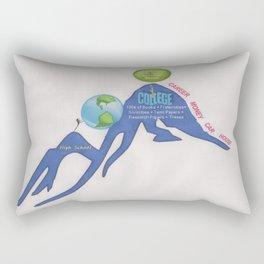 Xpectations Rectangular Pillow