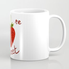 Sweet to eat / à croquer Coffee Mug