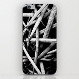 Look, But Don't Touch. iPhone Skin