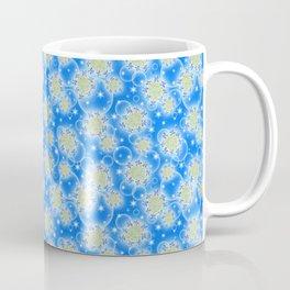 Inspirational Glitter & Bubble pattern Coffee Mug
