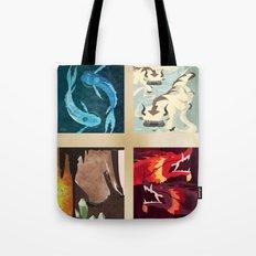 Original Bending Masters Series Tote Bag