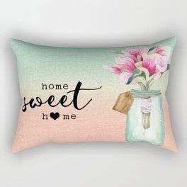 Magnolia #4 Rectangular Pillow