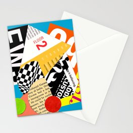 Floor 2 Stationery Cards